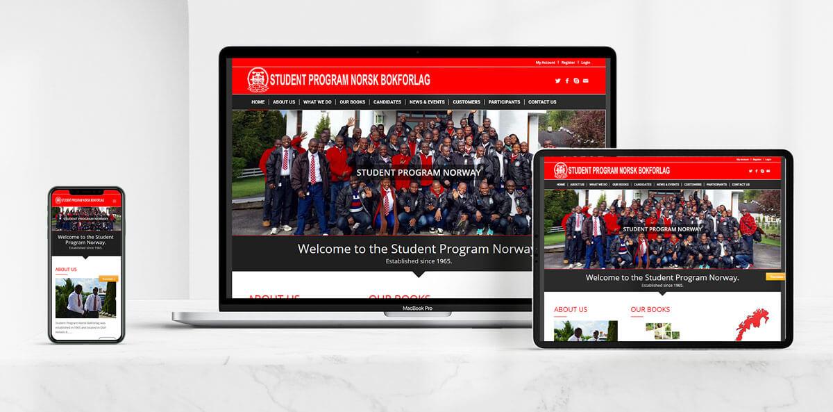 Student Program-Norsk Bokforlag